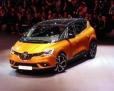 Рено представила 3 обновленных автомобиля на автосалоне в Женеве